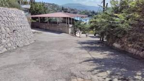 Defne Belediyesi Samankaya mahallesinde betonlama çalışmalarına devam ediyor