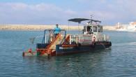 Hatay Büyükşehir Belediyesi Deniz ve Sahil temizliği çalışmalarını sürdürüyor