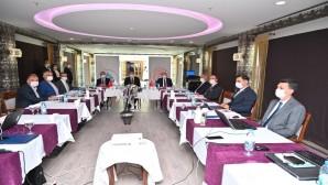 DOĞAKA 95. Yönetim Kurulu Toplandı