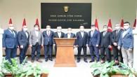 Emniyet Genel Müdürü Mehmet  Aktaş'tan Vali Rahmi Doğan'a Ziyaret