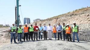 Hatay Büyükşehir Belediye EXPO 2021 çalışmalarını sürdürüyor