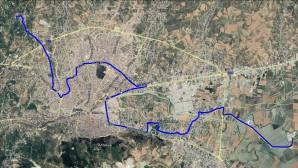 Hatay Büyükşehir Belediyesinden güzergah duyurusu