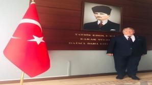 Abdulkadir Teksöz'den HAT SU'ya çağrı: Kış Gelmeden Uzun çarşı için hep birlikte dersimize çalışalım