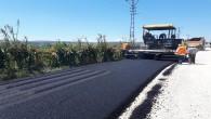 Hatay Büyükşehir Belediyesinden Bohşin'e asfalt