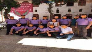 Gastronomi evinden Kadına yönelik şiddete hayır kampanyasına destek