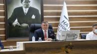 Hatay Büyükşehir Belediyesi Ağustos ayı olağan Meclis toplantısını gerçekleştirdi