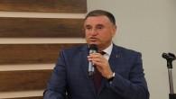 Başkan Savaş:  Türkiye Cumhuriyetler ve Hatay arasındaki ekonomik bağların güçlenmesine katkı sağlayacağız
