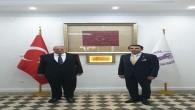 CHP Milletvekili Serkan Topal'dan HESOB'a ziyaret