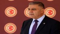 CHP Milletvekili Mehmet Güzelmansur  İhracatçıların transit geçiş belgesi sorunlarını TBMM gündemine getirdi