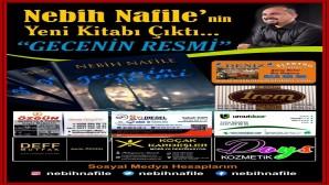 NEBİH NAFİLE'DEN YENİ BİR KİTAP; GECENİN RESMİ