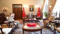 Adana Jandarma Komutanından Vali Rahmi  Doğan'a Ziyaret