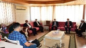Emniyet Genel Müdürü Mehmet Aktaş Hatay'da Bazı Temaslarda bulundu