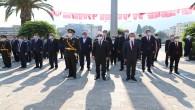 30 AĞUSTOS ZAFER BAYRAMI HATAY'DA TÖRENLE KUTLANDI