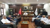 İstanbul Maltepe Belediye Başkanvekili Ünsaldı'dan HESOB'a ziyaret