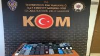 63 adet gümrük kaçağı cep telefonu yakalandı