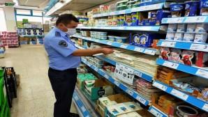 Hatay Büyükşehir Belediyesi Zabıta ekipleri market denetimlerini sürdürüyor