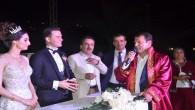 Samandağı'nda  görkemli Düğün töreni