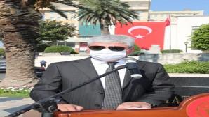 Vali Rahmi Doğan: 30 Ağustos'ta kazandığımız zaferden aldığımız güçle Cumhuriyetimizi  Kurduk