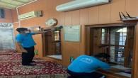 Antakya Belediyesi, tüm ibadethaneleri temizliyor