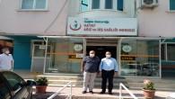 Sağlık Müdürü Dr. Hambolat'tan Ağız ve Diş Sağlık Merkezine ziyaret