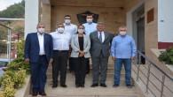 Ak Parti Milletvekilleri ve Başkan Yılmaz'dan Hatayspor'a moral ziyareti