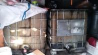 İskenderun'da 2117 litre kaçak akaryakıt ele geçirildi