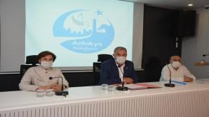 Antakya Belediye Meclisi Eylül ayı çalışmalarına yarın da devam edecek