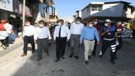 Antakya'da Covid-19 tedbirlerine yönelik denetimler devam ediyor