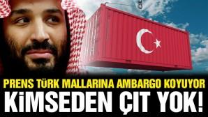 Suudi Arabistan ambargosu'nun Türk mallarına ambargosu yaygın Basın'da