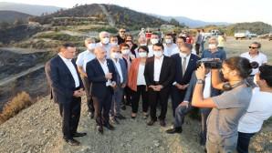 Başkan Savaş: Köylerimize Yangın istasyonları kuracağız
