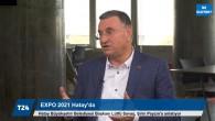Başkan Savaş: Hedef Hatay'daki Ticaret ve Turizmi arttırmak