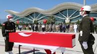 Şehit Tuğgeneral Sezgin Erdoğan'ın cenazesi  Memleketine Uğurlandı