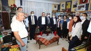 CHP'li Öztunç'tan Ahmet Atakan'ın ailesine ziyaret