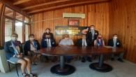 Antakya ve Defne Rotary Kulüplerinden Antakya Gazeteciler Cemiyetine ziyaret