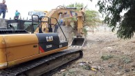 Hatay Büyükşehir Belediyesinden Dere temizliğine devam