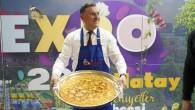 EXPO Hatay turizme corona virüsü için aşı olacak