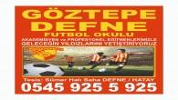 Göztepe Defne Futbol kulu açıldı