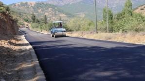 Hatay Büyükşehir Belediyesinden Hassa'ya asfalt