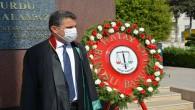 Hatay Baro Başkanı Av. Ekrem Dönmez: Barolar Demokratik hukuk devletinin  teminatıdır