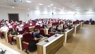 Hatay Büyükşehir Belediye personeline resmi yazışma eğitimi