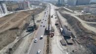 Hatay Büyükşehir Belediyesi Dönel  kavşak çalışmalarına devam ediyor
