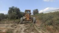 Hatay Büyükşehir Belediyesinden yol açma çalışmalarına devam