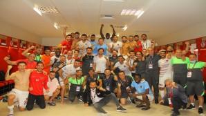 Atakaş Hatayspor'da Galibiyet sevinci