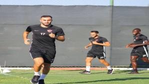 Atakaş Hatayspor'da Fenerbahçe hazırlıkları sürüyor