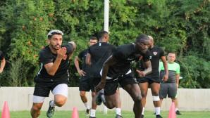 Atakaş Hatayspor Medipol Başakspor maçına sıkı hazırlanıyor