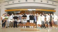 Atakaş Hatayspor futbolcuları sağlık kontrolünden geçirildi