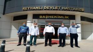 Hatay Sağlık Müdürü Dr. Mustafa Hambolat: Korona Virüs ile mücadelemizde tavizimiz yoktur, olmayacaktır da!