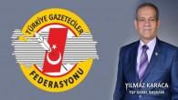 Türkiye Gazeteciler Federasyonu, Covid-19 artışına dikkat çekti