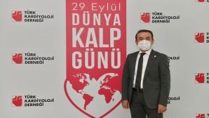 Türk Kardiyoloji Derneği Dünya Kalp Gününde vatandaşları kalp ve damar hastalıklarına karşı uyardı: kalp krizi belirtisi yaşıyorsanız hemen 112'yi arayın