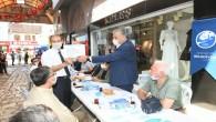 Başkan İzzetin Yılmaz'dan müjde: Uzun çarşı Restorasyon projesi başlıyor